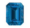 Birthstone Blue Topaz