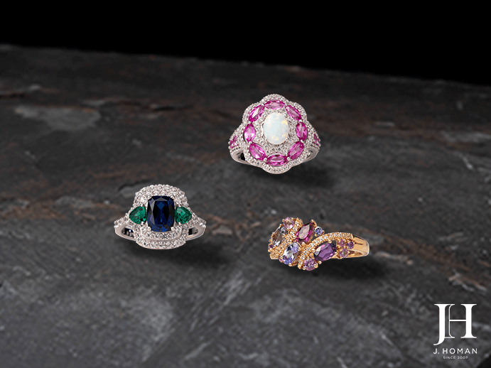 Collection - Gemstones